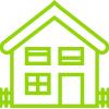 instalación en hogares